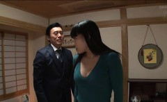 Asian babe An is hungry for big dick