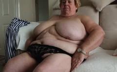 Very big grandma strip