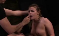 FetishNetwork Kayleigh Nichole rough sex