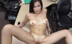 Brunette and hot Alexis Deen gets fucked hard by Shawn