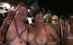 Boozed naked housewives within the roads of New Orleans