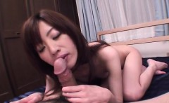 Kanon Hanai feels large penis smacking her bush
