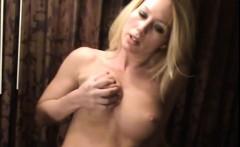 Kendra Cocks starts this scene off spread open masturbating