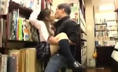 attractive oriental teen has sex with a horny old man in th
