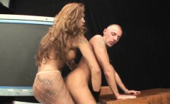 Hot shemale tranny cums