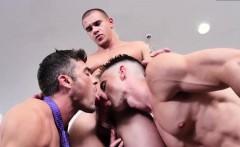 Straight boys going naked on webcam gay Lance's Big Birthday