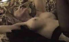 Wife Gets Very First Time Creampied Athome by Stud