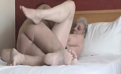 an amateur movie being made by couple shes attached from b