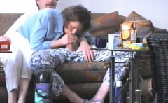 Home-video Of Oralsex With Pair That Is Hot