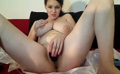 Sweet Girl With Breasts on Cam - discover her