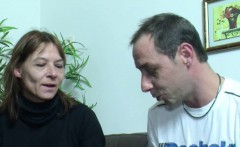 skinny german milf claudi fucked by stranger after bike tour