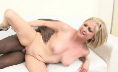 lya knows that this black stud loves her blond milf's pussy