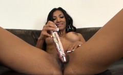 Sexy and Hot Sadie Santana Masturbating