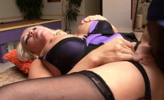 stacked blonde milf pleasures a bbc