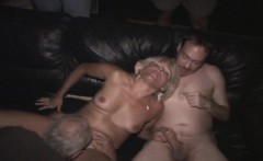 Blonde Anal MILF Porno Theater Gangbang Fuck Fest