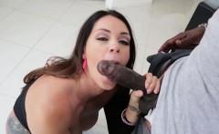 anissa kate takes interracial sex