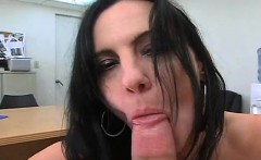 Milf sucks and fucks a lad to satisfy her erotic dreams