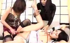 petite oriental chick spreads her legs and gets fucked with