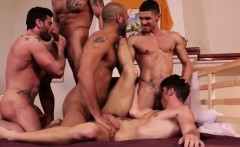 Tattoo gays anal sex and cumshot