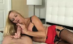 Milf Keeps Bringing Him To The Brink Of Orgasm Over n Over