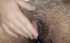 Large clit masturbation