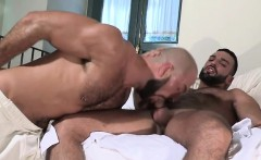 Muscle gay anal sex and facial