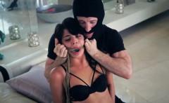 Brazilian Bondage Gina Valentina Is One Sweet Teenager Dish,