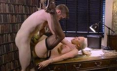 blonde babe rebecca moore gets intense dicking