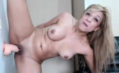 Hot Busty Milf Using Toys On Cam
