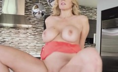 horny cougar julia ann gets humped and jizzed on