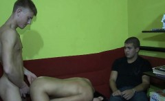 Leggy Girl Stands Doggy Style Getting Snatch Stuffed By Rod