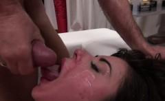 Hot babe Anastasia B gets her wet pussy fuck hard