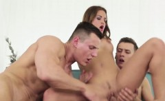Babe Nicole And Stud Jace Share Big Dick In Threesome