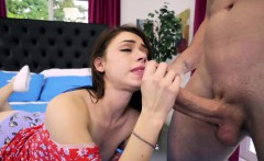 jmac is feeding lucie cline his monster cock