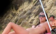 Hot Nudist Blonde Babes Amateur Voyeur Beach Video