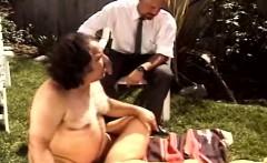 Fuck A Stranger In The Backyard With Amateur MILF Swinger