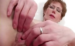 fingering mature Alice