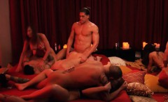 horny swingers swapping partners and massive group sex