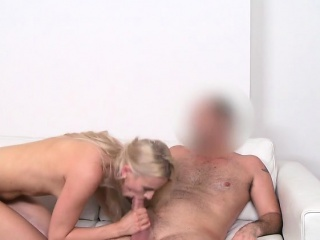 Hottie Katy Pearl Rides Well Hung Fake Agent