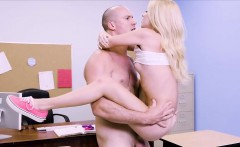 slutty hot babe riley star fucks her professors bigcock