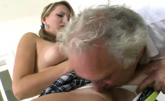 lovely college girl was seduced and rode by her elder mentor