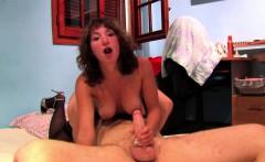 Teen Amateur Sucks On Cock On Cam