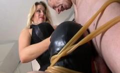 Bdsm fetish femdom strapon ass fisting humiliation