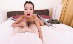 vr porn  hot asian is getting fucked hard by a big cock