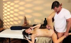 massage amateur getting plowed by masseur