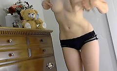 Rub A Teen Blonde European teen pussy mouth pounded