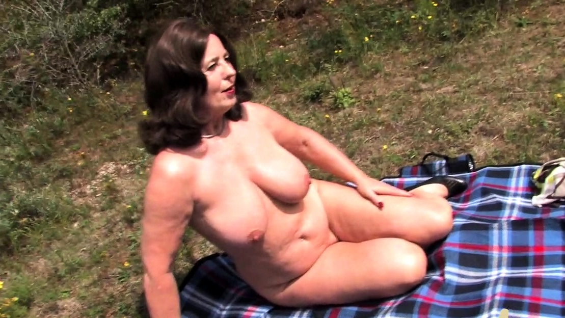 Outdoor Fuck With My Friends Granny