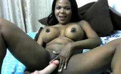 Ebony Girl With Big Boobs