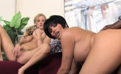 Haley Cummings Offers Her BF's BBC To Her Mom Shay Foxx