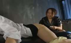 ultra cute anal asian fisting